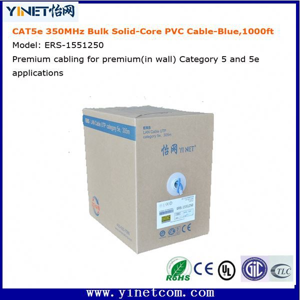 Top Quality Cat5e Utp Network Cable/Lan Cable Rj45 Connect