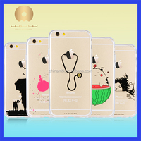 2015 New trendy plastic pc tpu case for iphone 6/6s handphone casing