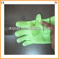 Chemical Resistance Safety Thumb Reinforced Gloves