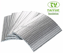 Single sides aluminum foil air bubble roof thermal insulation mateirals