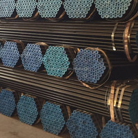 API 5L PSL1/PSL2 Carbon steel seamless pipe with black coating for oil, gas transportation