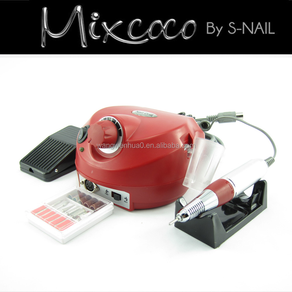 machine for acrylic nails