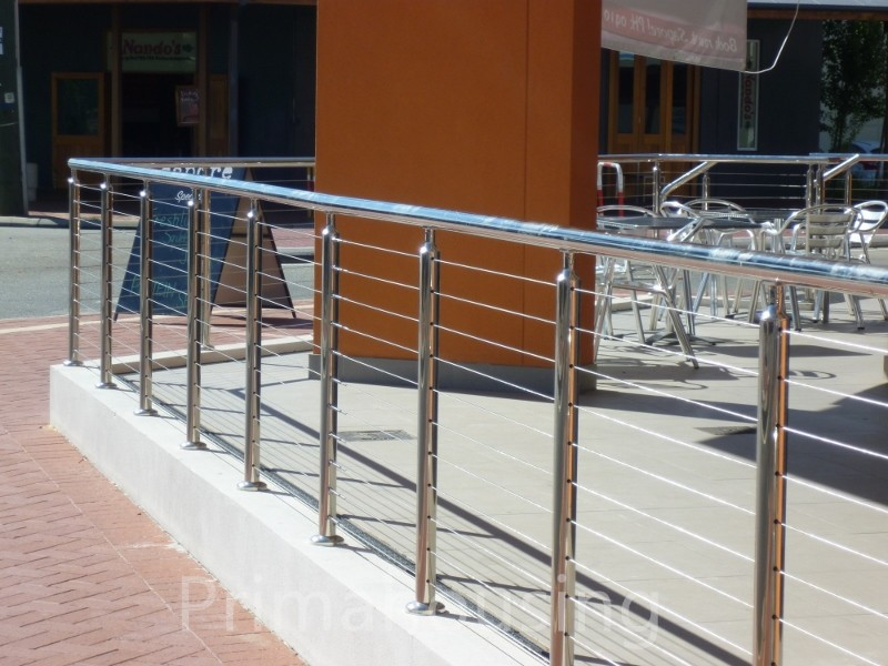 5mm Stainless Steel Wire Rope Railing For Outdoor Decks