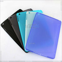 ShenZhen Anti TPU Case Cover for iPad air P-iPAD5TPU001