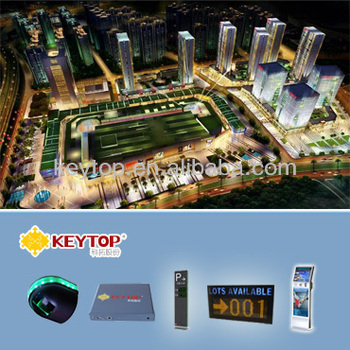 Vehicle Tracking System /Car Finder System / CCTV System for Mall Car Park