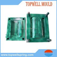 Professional plastic cover parts mould& electronic mold detectors for custom electronic enclosure