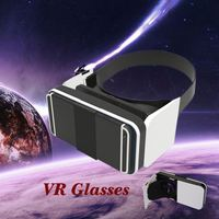 2016 China Cheapest VR 3D Box Virtual Reality Box 3D Mobile Glasses with Virtual world for 4.7-6.0 Mobile Phone moive and game