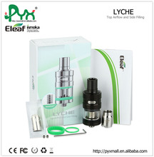 Eleaf LYCHE Atomizer stainless steel material durable and healthful