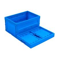 Best Selling Eco-friendly Plastic Turnover Crate for Fruit and Farm Products