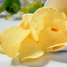 Low price dried vegetable snack potato <strong>chips</strong> no food additives