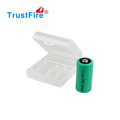 Trustfire 17335/CR123A rechargeable battery 3.0V lithium-ion batteries 1000mAh rechargeable lithium polymer batteries
