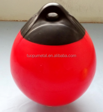 High quality hot sale floating navigation PVC inflatable marine small buoys for boats