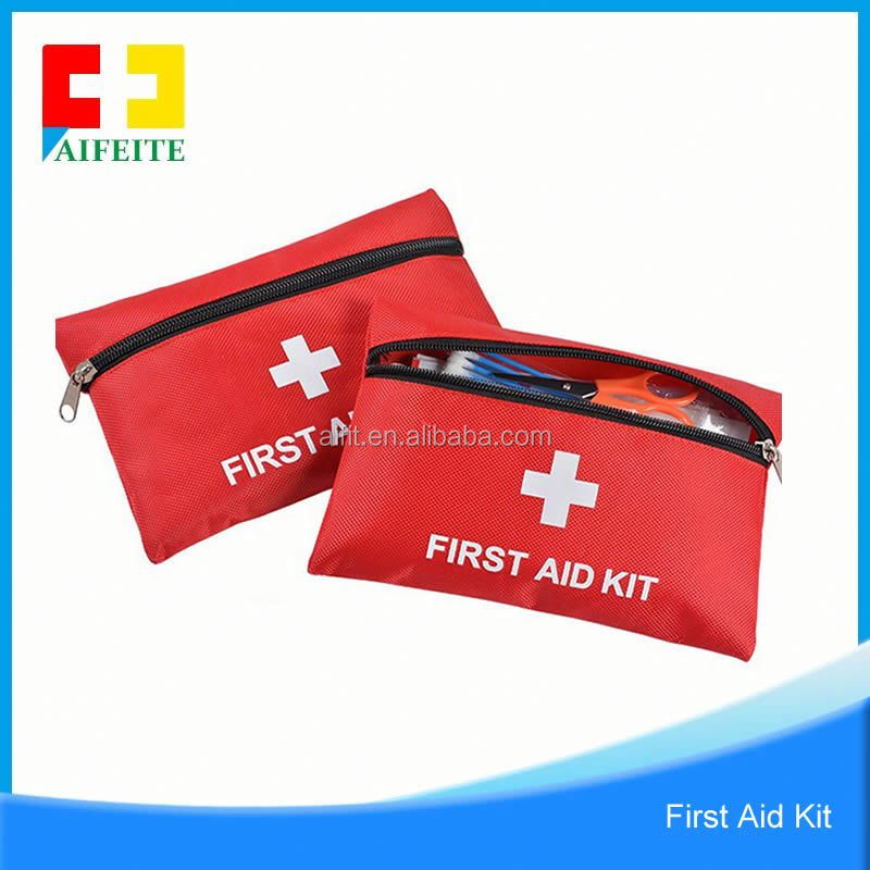 Free sample available best selling emergency/survival/camping/work first aid kit