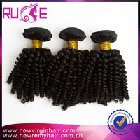 Hot!!!FREE SHIPPING!!!5A Hair Extensions afro nubian twist Kinky Curl 24inch Peruvian hair