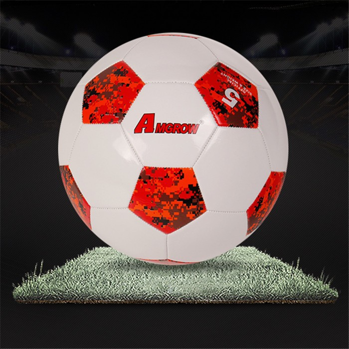 Different Size Training promotion footballs,refined leather football