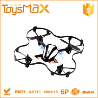 2.4G 6CH Remote Control Quadcopter Flying UFO Toy with EN71,EN62115,ROHS,ASTM,HR4040,EMC,FCC Certificates