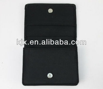 microfiber sturdy card holder, functional wallet