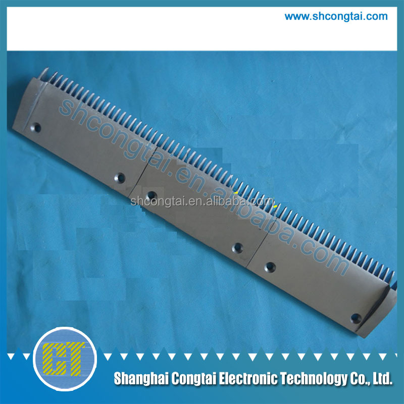 TF5195001,SJEC Escalator Comb Plate 202.8x107x145 Left 22T