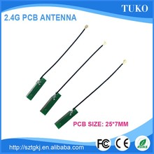 Shenzhen manufacturer wholesale quad band gsm 2.4G embeded pcb antenna design