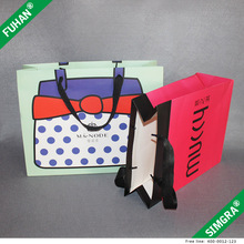 Tote Bag Paper Shopping Bags for Clothing