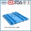 hydrophilic WATERSTOPS construction joint pvc waterstop swelling waterstop PVC materials