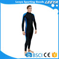 Factory direct sale Sportswear top design polyester lycra fabric surfing suits