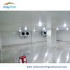 fresh fruits and vegetables cold storage room for potatoes