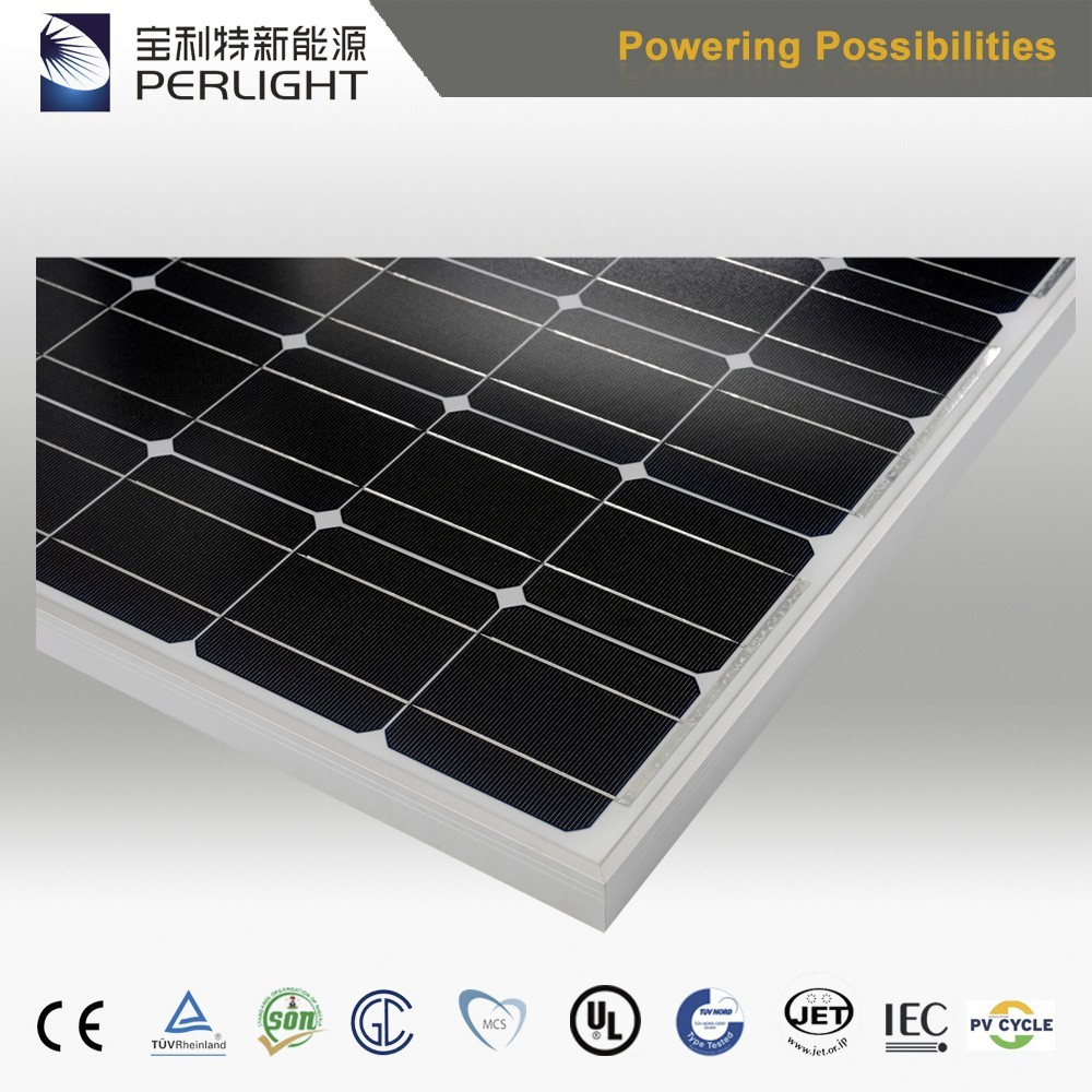 Best Price 10000W System AC 380V Battery Solar Panel 200W to 350W Solar Module Wholesale Online