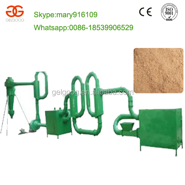 Hot Air Flow Sawdust Dryer for Sale