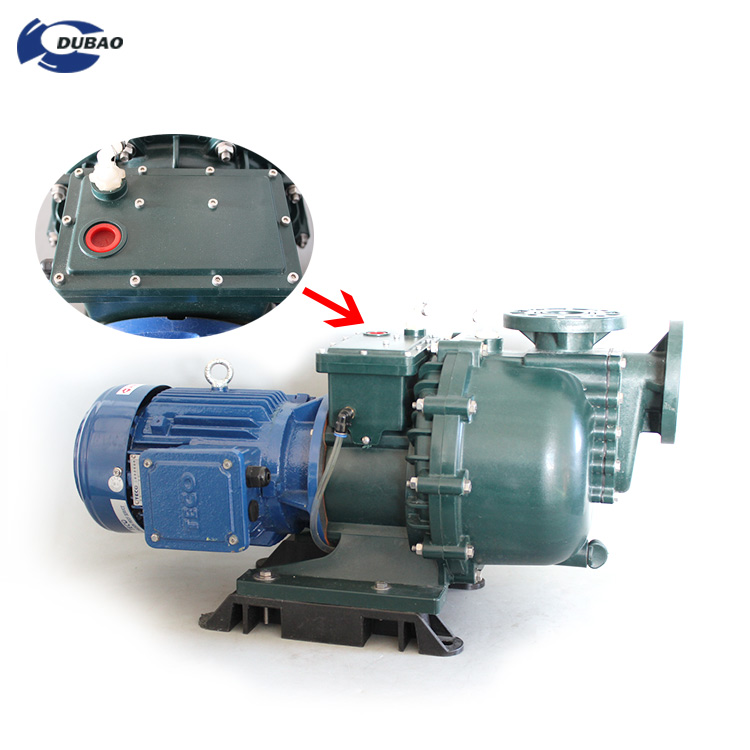 1 hp motor centrifugal waste water pump self-priming pump in cheap price