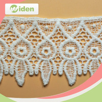 Widentextile Pass OEKO Ready Made Lace Saree