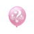 12 Inch Latex Balloon Gender Reveal Latex Free Balloon For Baby Shower Party Decorations