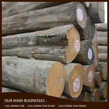 Alibaba export cheap top quality product authentic burma teak wood price