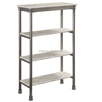 Industrial Goods Rack Customized Pipe Rack Metal Joint Steel Angle Racks and Shelves