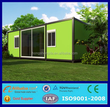 china iso prefab houses sip prefabricated portable container house