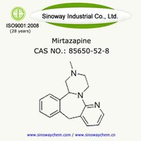 good quality Mirtazapine(anhydrous) CAS:85650-52-8