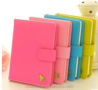 magnetic school stationery with button,carton notebook stationery,colorful kids stationery