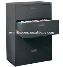 Heavy duty and cheap Metal Drawer Office Lateral File Cabinet