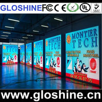 Latest Technology New Invention Curve Led Display Screen for Merry Christmas