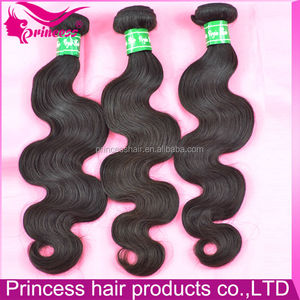 Extensiones de cabello natural remy 22 100% full cuticle can be dyed and permed body wave