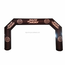 8m customized inflatable promotion archway, advertising arch