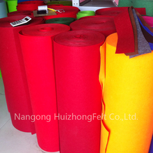 factory wholesale industrial needle polyester felt
