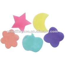 Home Decorations - Fabric Shapes