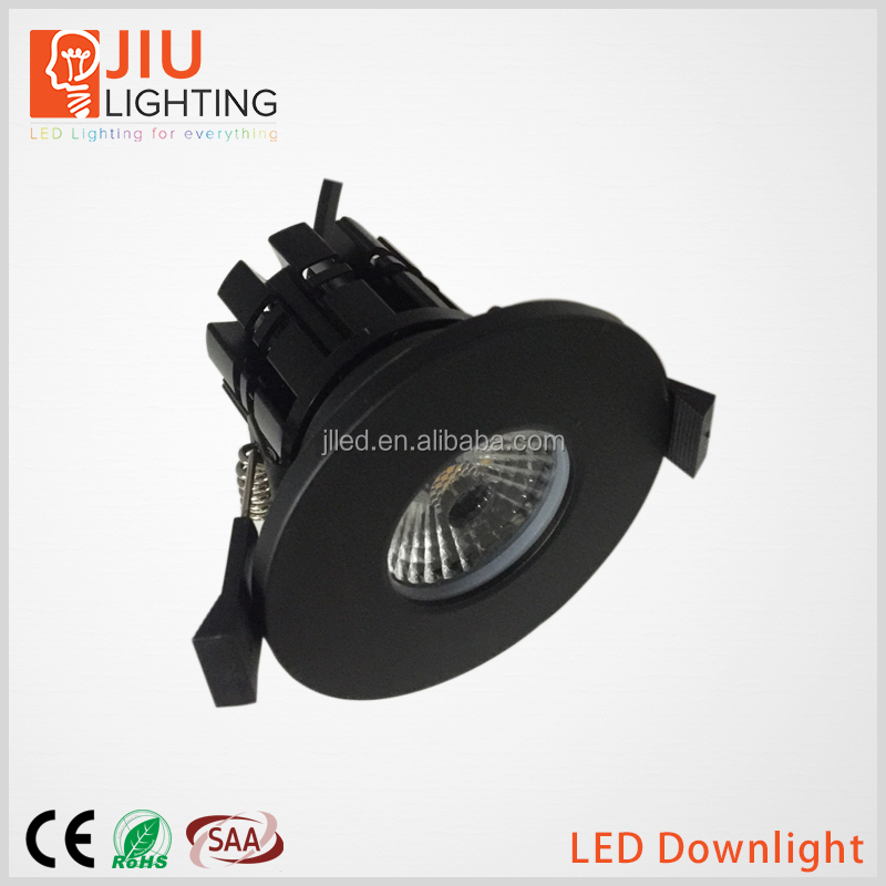 LED fire rated downlight cob led 10w taiwan online shopping wholesale shop