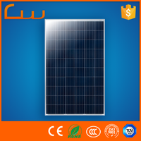 Home amorphous silicon 120v 310 watt polycrystalline solar panel