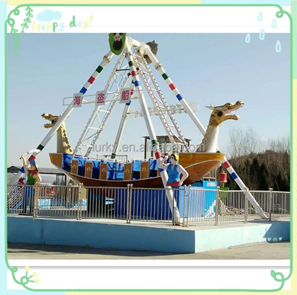 High quality outdoor amusement pirate ship,pirate ship playground equipment