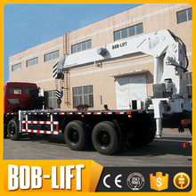 Mobile 20 ton Hydraulic Telescopic Truck Mounted Crane Sales