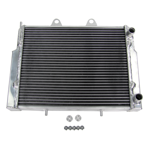 cheap atv radiator for Polaris RZR 2008+, RZR S 2009+, RZR 4 800 2010+
