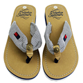 High Quality cloth Casual Slipper EVA Slipper Woman Sandals New Design For Wholesale