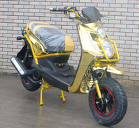 China hot sale two wheel motorcycle popular gasoline scooter with high quality and low price SY150T-4
